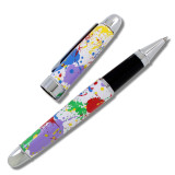 Acme Paint Splash Ballpoint Pen, MPN: PNM02BP, UPC: 692757274119