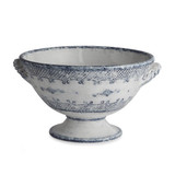 Arte Italica Burano Footed Bowl with Handles MPN: BUR6831, UPC: 814639009309