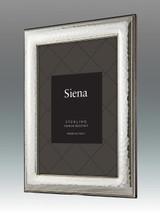 Tizo 4 x 6 Inch Pasifica Sterling Silver Picture Frame, MPN: 5867-46