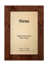 Tizo 4 x 6 Inch Clouds Up Wood Picture Frame - Brown, MPN: SD12BRN-46