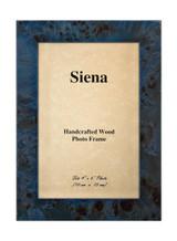 Tizo 5 x 7 Inch Clouds Up Wood Picture Frame - Blue, MPN: SD12BLU-57