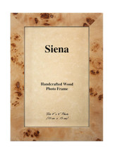 Tizo 4 x 6 Inch Clouds Up Wood Picture Frame - Tan, MPN: SD12TAN-46