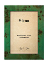 Tizo 8 x 10 Inch Clouds Up Wood Picture Frame - Green, MPN: SD12GRN-80
