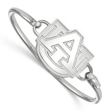 Auburn University Bangle in Sterling Silver MPN: SS021AU-8 UPC: 883957247854