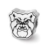 Butler University Bulldog Head Enameled Bead in Sterling Silver MPN: SS500BUT UPC: 634401004680