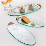 Annieglass Mod Cheese Board Gold MPN: MD228G