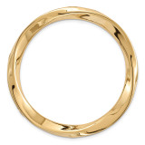 Large Polished Chain Slide Sterling Silver Gold-tone MPN: QSK1779 UPC: 886774729145 by Stackable Expressions
