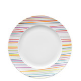 Rosenthal Sunny Day Stripes Dinner Plate Round 10 1/2 Inch MPN: 10850-408715-10227 UPC: 790955915145