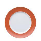 Rosenthal Sunny Day Tangerine Dinner Plate Round 10 1/2 Inch MPN: 10850-408501-10227 UPC: 790955203570