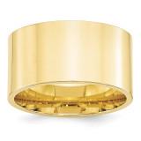 12mm Standard Flat Comfort Fit Band 10k Yellow Gold MPN: 1FLC120 UPC: 886774446783