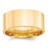 10mm Standard Flat Comfort Fit Band 14k Yellow Gold MPN: FLC100 UPC: 886774479774
