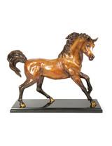 Jay Strongwater Ashab Arabian Horse Figurine Natural SDH1896-280