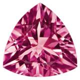 Pink Tourmaline 4Mm Trillion Aa Quality Gemstone PT-0400-TRF-AA