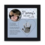 Mommy'S Heart & Me 3.25 In. Photo Frame GM14282 UPC: 667788305316