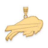 NFL Buffalo Bills Large Pendant Gold-plated on Silver, MPN: GP004BIL, UPC: 191101423024
