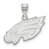 NFL Philadelphia Eagles Medium Pendant Sterling Silver, MPN: SS003EAG, UPC: 191101419492