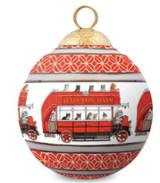 Halcyon Days LAI Joyride Bauble Ornament, MPN: BCLJO03XBN, EAN: 5060171154501