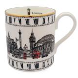 Halcyon Days The London Icons Mug, MPN: BCLON03MGG, EAN: 5060171148753