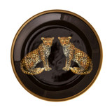 Halcyon Days Twin Leopards Coaster, MPN: BCMWL02COG, EAN: 5060171158219