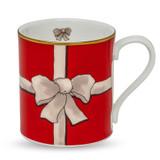 Halcyon Days Ribbon Red Mug, MPN: BCRIB06MGG, EAN: 5060171157977