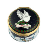 Halcyon Days 2017 Christmas Box Enamel Box, MPN: ENCH170101G, EAN: 5060171160380