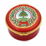 Halcyon Days Vintage Christmas Tree Musical Enamel Box, MPN: ENVCT0633MG, EAN: 5060171147961