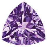 Amethyst 4mm Trillion Gemstone, MPN: AM-0400-TRF-AA
