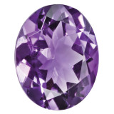 Amethyst 4X3mm Oval Gemstone, MPN: AM-0403-OVF-AA