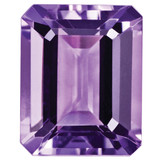 Amethyst 5X3mm Emerald Cut Gemstone, MPN: AM-0503-OCE-AA
