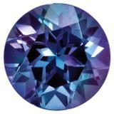 Created Alexandrite 1.25mm Round Gemstone, MPN: CA-0125-RDF