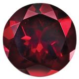 Created Ruby 1.25mm Round Gemstone, MPN: CR-0125-RDF