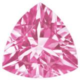 Created Sapphire Pink 5mm Trillion Gemstone, MPN: CS-0500-TRF-PK