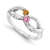 14k White Gold Diamond Ring Family, MPN: WM1446-2AAA