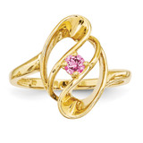 14k Yellow Gold Ring Family & Mother MPN: XMR3/1GY, UPC: 883957159836