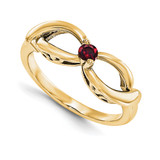 14k Yellow Gold Diamond Ring Ring Family, MPN: YM1446-1AA