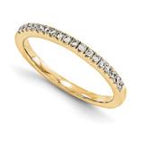 Halo Wedding Set Mounting Ring Band Prong Set Princess 14k Yellow Gold Diamond, MPN: YM988-1AA