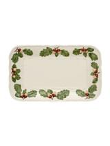 Bordallo Pinheiro Acorns Decorated Rectangular Platter MPN: 65000388 EAN: 5600876078292