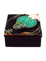Bordallo Pinheiro Arte Bordallo Decorated Boz Small Frog MPN: 65007159 EAN: 5600876077028