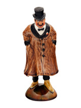 Bordallo Pinheiro Arte Bordallo Decorated Dandy with Tall Hat MPN: 65003812 EAN: 5600876077059
