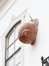 Bordallo Pinheiro Arte Bordallo Decorated Giant Snail MPN: 65004025 EAN: 5600413607459
