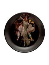Bordallo Pinheiro Arte Bordallo Decorated Large Plate with Game Animals MPN: 65005375 EAN: 5600876077226