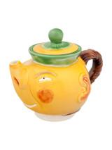 Bordallo Pinheiro Arte Bordallo Decorated Large Teapot Chinese MPN: 65007199 EAN: 5600876076908