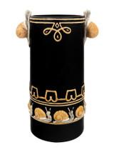Bordallo Pinheiro Arte Bordallo Decorated Vase Snails MPN: 65003926 EAN: 5600876076878