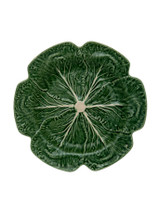 Bordallo Pinheiro Cabbage Green Natural Charger Plate MPN: 65000438 EAN: 5600876077493