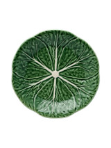 Bordallo Pinheiro Cabbage Green Natural Dessert plate MPN: 65000462 EAN: 5600876077479
