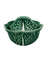 Bordallo Pinheiro Cabbage Green Natural Tureen L MPN: 65007020 EAN: 5600876077615