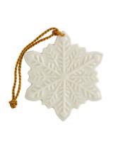 Bordallo Pinheiro Christmas Red Ornament Snowflake MPN: 65019223 EAN: 5600413600078