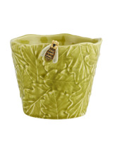 Bordallo Pinheiro Garden of Insects Decorated Vase with bee MPN: 65019405 EAN: 5600413600368