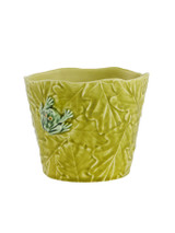 Bordallo Pinheiro Garden of Insects Decorated Vase with Frog MPN: 65019400 EAN: 5600413600313
