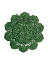 Bordallo Pinheiro Geranium Green Charger Plate MPN: 65004407 EAN: 5600876079121